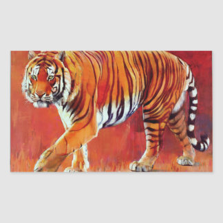 Bengal Tiger Sticker