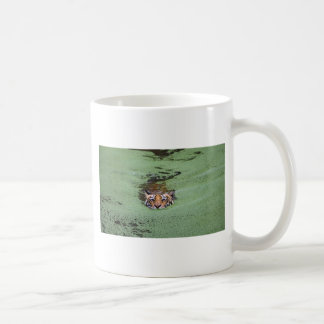 Bengal Tiger Swimming Coffee Mug