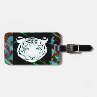 Bengal Tiger Tag For Luggage