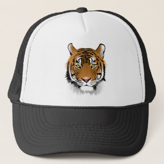 Bengal Tiger Trucker Hat