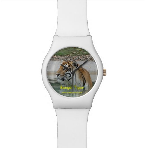 Bengal Tiger Wrist Watches