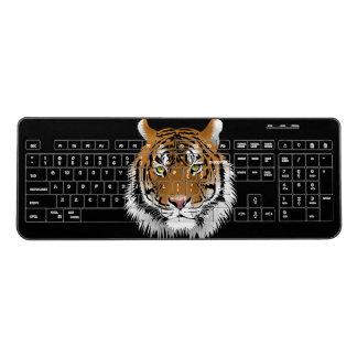 Bengal Tiger Wireless Keyboard
