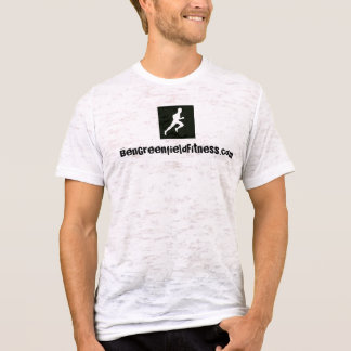 BenGreenfieldFitness.com T-Shirt