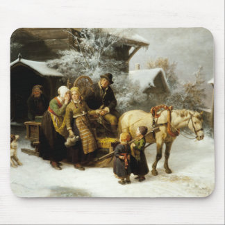 Bengt Nordenberg - Leaving Home Mouse Pad