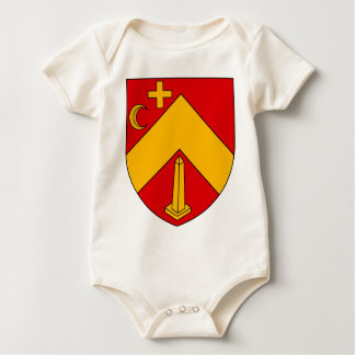 Beni_Mered_Coat_of_Arms_(French_Algeria) Baby Bodysuit