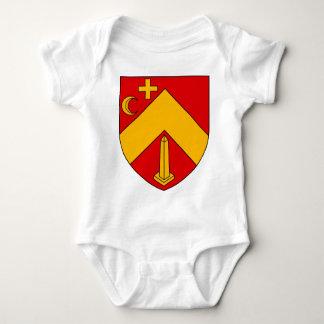 Beni_Mered_Coat_of_Arms_(French_Algeria) Baby Bodysuit