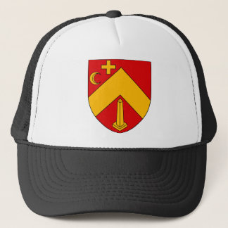 Beni_Mered_Coat_of_Arms_(French_Algeria) Trucker Hat
