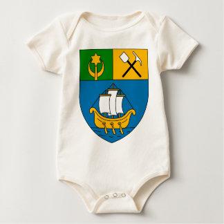 Béni_Saf_Coat_of_Arms_(French_Algeria) Baby Bodysuit