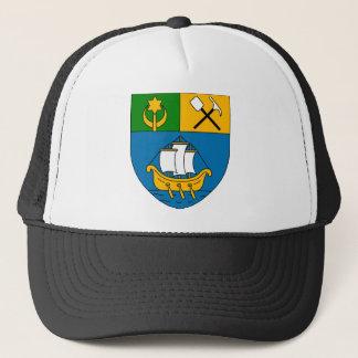 Béni_Saf_Coat_of_Arms_(French_Algeria) Trucker Hat