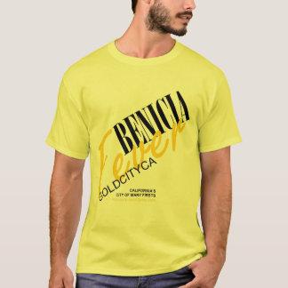 Benicia Fever GOLD CITY angle T-Shirt