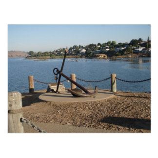 Benicia Waterfront Postcard