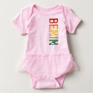 Benin Baby Bodysuit
