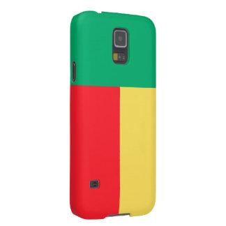 Benin Flag Galaxy S5 Cover