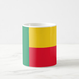 Benin Flag Coffee Mug