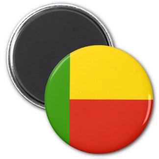 Benin Flag Magnet