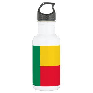 Benin National World Flag