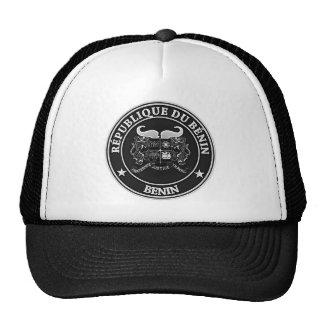 Benin  Round Emblem Trucker Hat