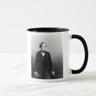 Benjamin Disraeli Mug