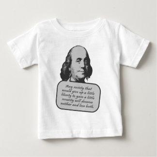 BENJAMIN FRANKLIN II BABY T-Shirt