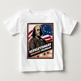 Benjamin Franklin Revolutionary Infant T-Shirt