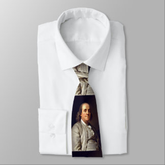 Benjamin Franklin Tie
