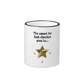 BENJAMIN : La récompense pour le meilleur directeu Mug À Café