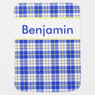 Benjamin's Personalized Blanket