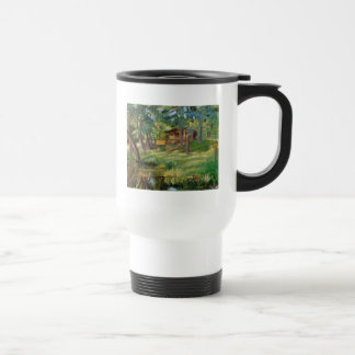 Bennet Springs Tackle Shop Travel Mug