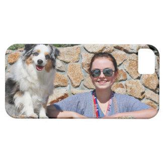 Bennett - Aussie Mini - Rosie - Carmel Beach Case For The iPhone 5