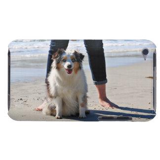 Bennett - Aussie Mini - Rosie - Carmel Beach Case-Mate iPod Touch Case