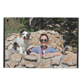 Bennett - Aussie Mini - Rosie - Carmel Beach Cover For iPad Air