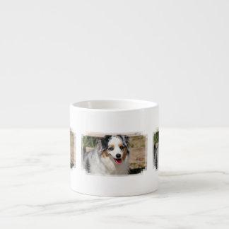 Bennett - Aussie Mini - Rosie - Carmel Beach Espresso Cup