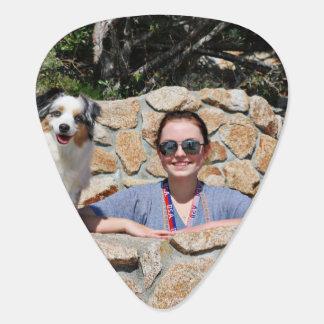 Bennett - Aussie Mini - Rosie - Carmel Beach Guitar Pick
