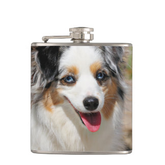 Bennett - Aussie Mini - Rosie - Carmel Beach Hip Flask