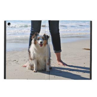 Bennett - Aussie Mini - Rosie - Carmel Beach iPad Air Cover
