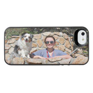 Bennett - Aussie Mini - Rosie - Carmel Beach iPhone SE/5/5s Battery Case