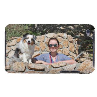 Bennett - Aussie Mini - Rosie - Carmel Beach iPod Touch Cover