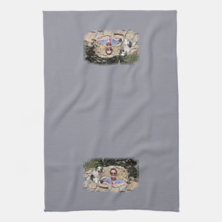 Bennett - Aussie Mini - Rosie - Carmel Beach Kitchen Towel