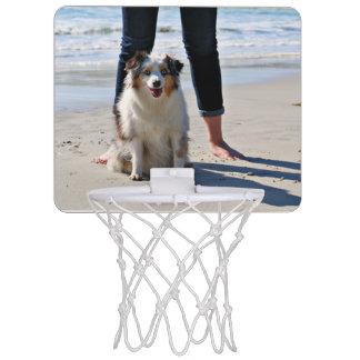 Bennett - Aussie Mini - Rosie - Carmel Beach Mini Basketball Hoop