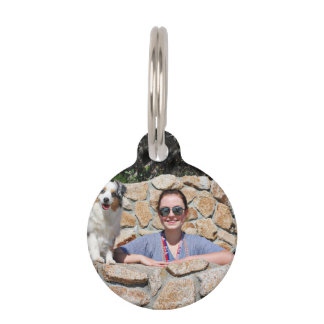 Bennett - Aussie Mini - Rosie - Carmel Beach Pet Nametag
