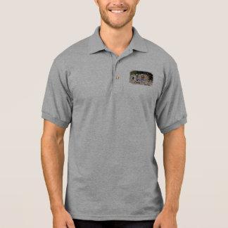 Bennett - Aussie Mini - Rosie - Carmel Beach Polo Shirt
