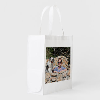 Bennett - Aussie Mini - Rosie - Carmel Beach Reusable Grocery Bag