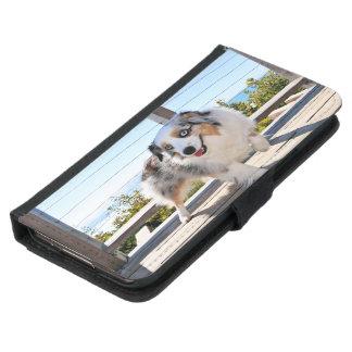 Bennett - Aussie Mini - Rosie - Carmel Beach Samsung Galaxy S5 Wallet Case