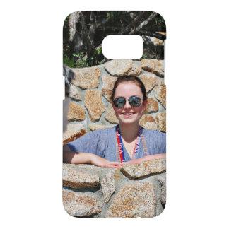 Bennett - Aussie Mini - Rosie - Carmel Beach Samsung Galaxy S7 Case