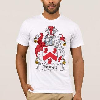Bennett Family Crest T-Shirt