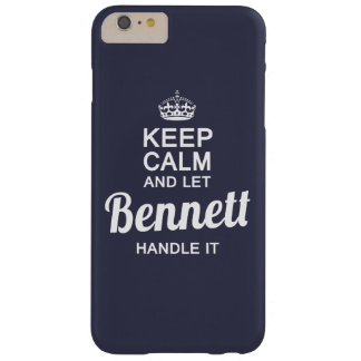 Bennett handle it! barely there iPhone 6 plus case