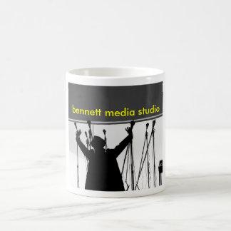 Bennett Media Studio Mug