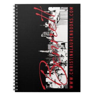 Bennett spiral notebook