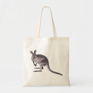 Bennetts Wallaby Tote Bag