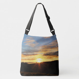Bennoch Road Sunrise Crossbody Bag